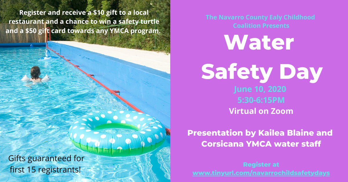 Water Safety Day-June 10th
