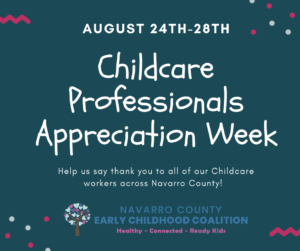 Childcare Professionals Week